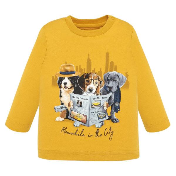 Μπλούζα 19-02022-076 Κίτρινο Mayoral