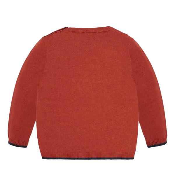 Μπλούζα 19-02321-012 Πορτοκαλί Mayoral_2