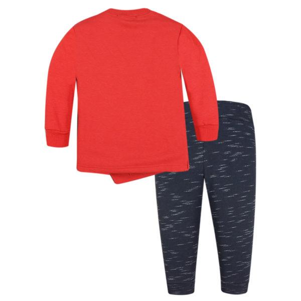 Φόρμα 142719 Κόκκινο Nek Kidswear_2
