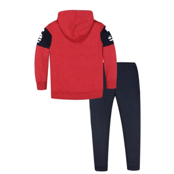 Φόρμα 163519 Κόκκινο Nek Kidswear_2