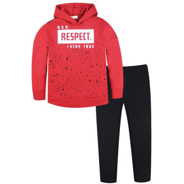 Φόρμα 163619 Κόκκινο Nek Kidswear