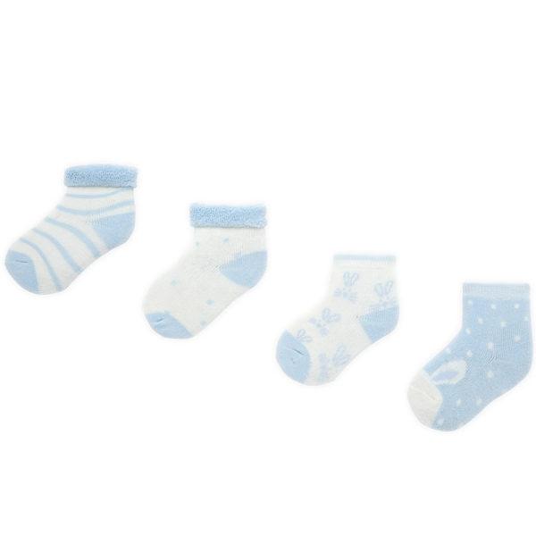 Κάλτσα 19-09157-055 Σιέλ Mayoral (Σετ 4 τεμαχίων)