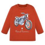 Μπλούζα 19-02019-042 Πορτοκαλί Mayoral