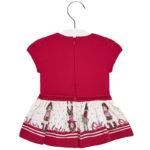 Φόρεμα 19-02921-012 Κόκκινο Mayoral_2