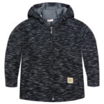 Ζακέτα 165818 Μαύρο Nek Kidswear