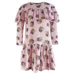 Φόρεμα 199002 Ρόζ Εβίτα
