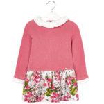 Φόρεμα 18-04946-072 Ρόζ Mayoral