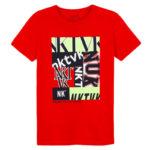 Μπλούζα 20-00840-016 Πορτοκαλί Mayoral
