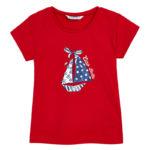 Μπλούζα 20-03017-032 Κόκκινο Mayoral