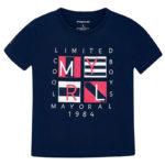 Μπλούζα 20-03056-049 Μπλέ Σκούρο Mayoral