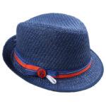 Καπέλο 8411 Μπλέ Σκούρο Gerafino