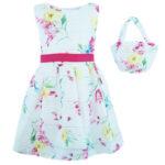 Φόρεμα 202002 Φούξια Εβίτα