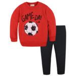 Φόρμα 141020 Κόκκινο Nek Kidswear