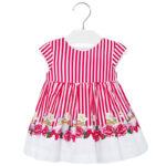 Φόρεμα 20-01920-096 Φούξια Mayoral