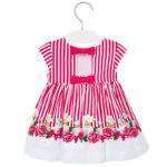 Φόρεμα 20-01920-096 Φούξια Mayoral_2