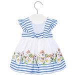 Φόρεμα 20-01932-083 Μπλέ Mayoral_2