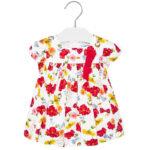 Φόρεμα 20-01936-091 Κόκκινο Mayoral