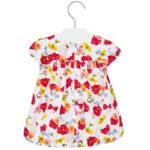 Φόρεμα 20-01936-091 Κόκκινο Mayoral_2