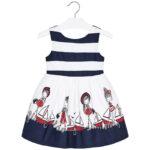Φόρεμα 20-03941-054 Μπλέ Σκούρο Mayoral