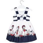 Φόρεμα 20-03941-054 Μπλέ Σκούρο Mayoral_2