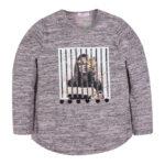 Μπλούζα 203106 Ρόζ Εβίτα