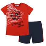 Σετ 41021 Κόκκινο Nek Kidswear