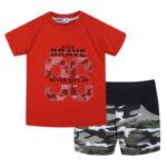 Σετ 42121 Κόκκινο Nek Kidswear