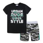 Σετ 62421 Μαύρο Nek Kidswear